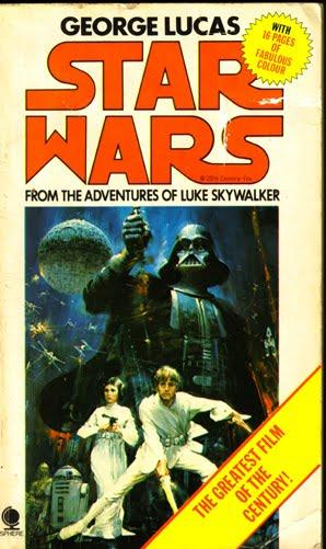 SCHEME 9: ORIGINAL STAR WARS NOVEL PROLOGUE (1977)
